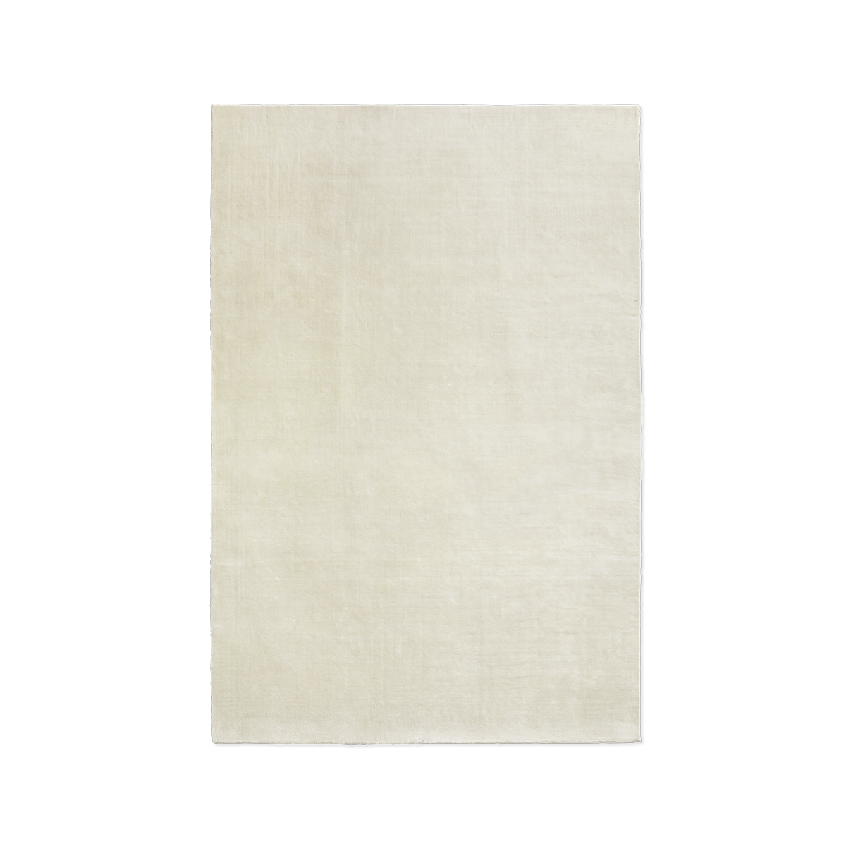 Product image of the plush rug Grand in the color Dusty White.