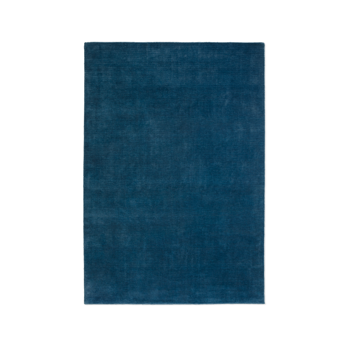 Product image of plush rug Grand in the color Deep Blue.
