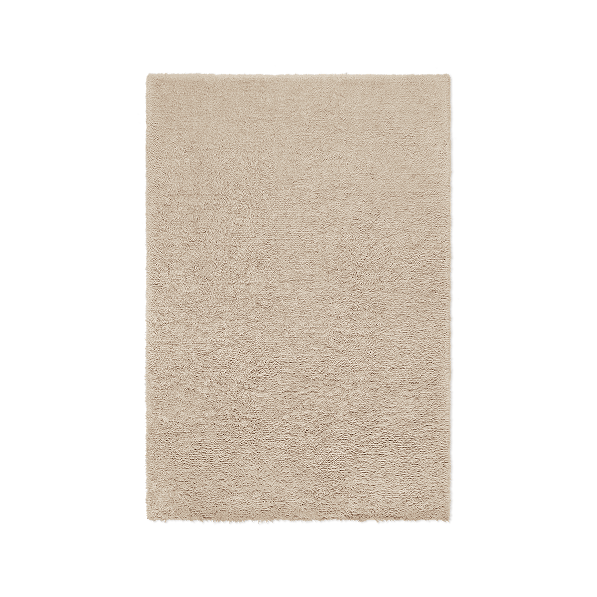 Product image of Fields wool rug in sand