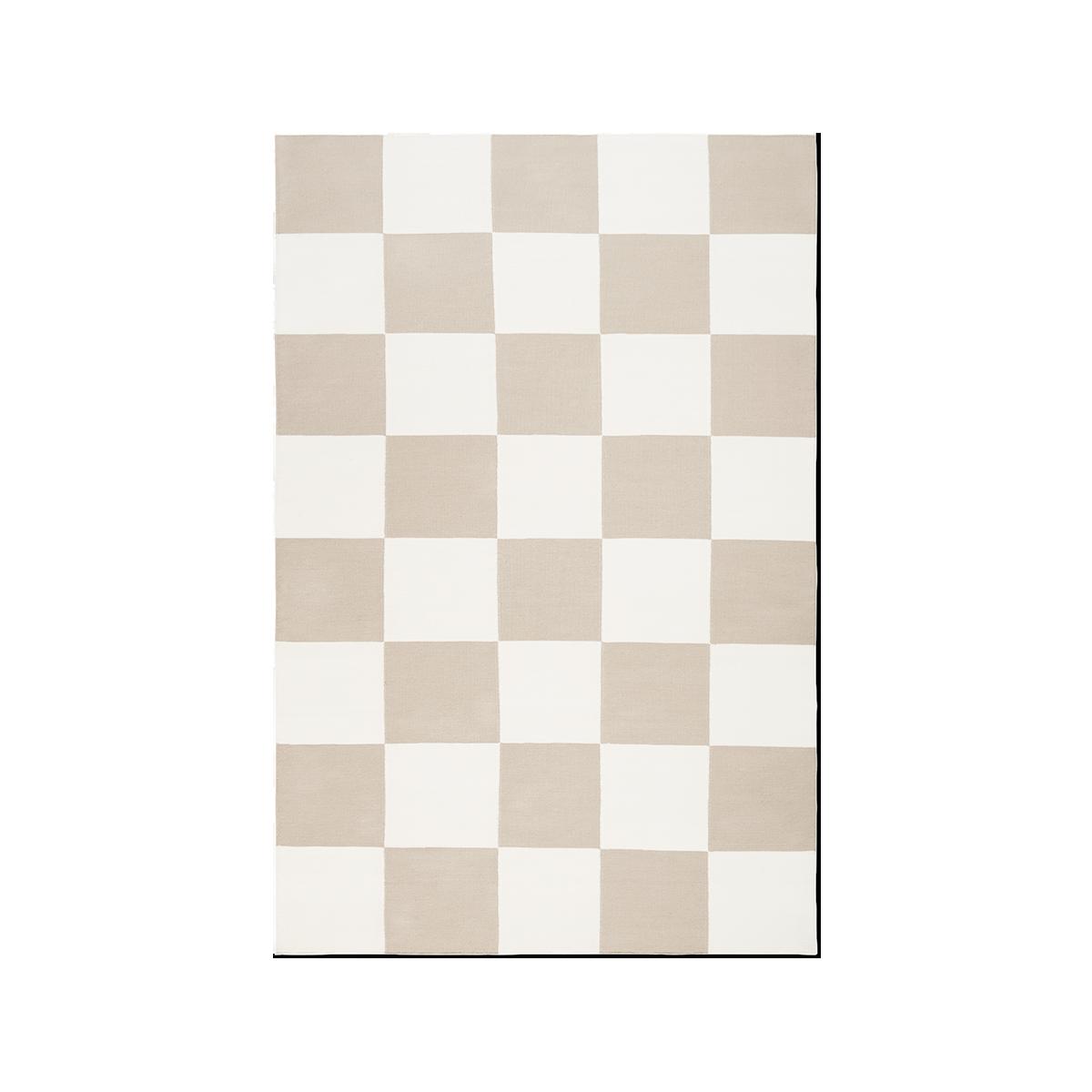 Product Image Square Green/Black Flatweave Rug