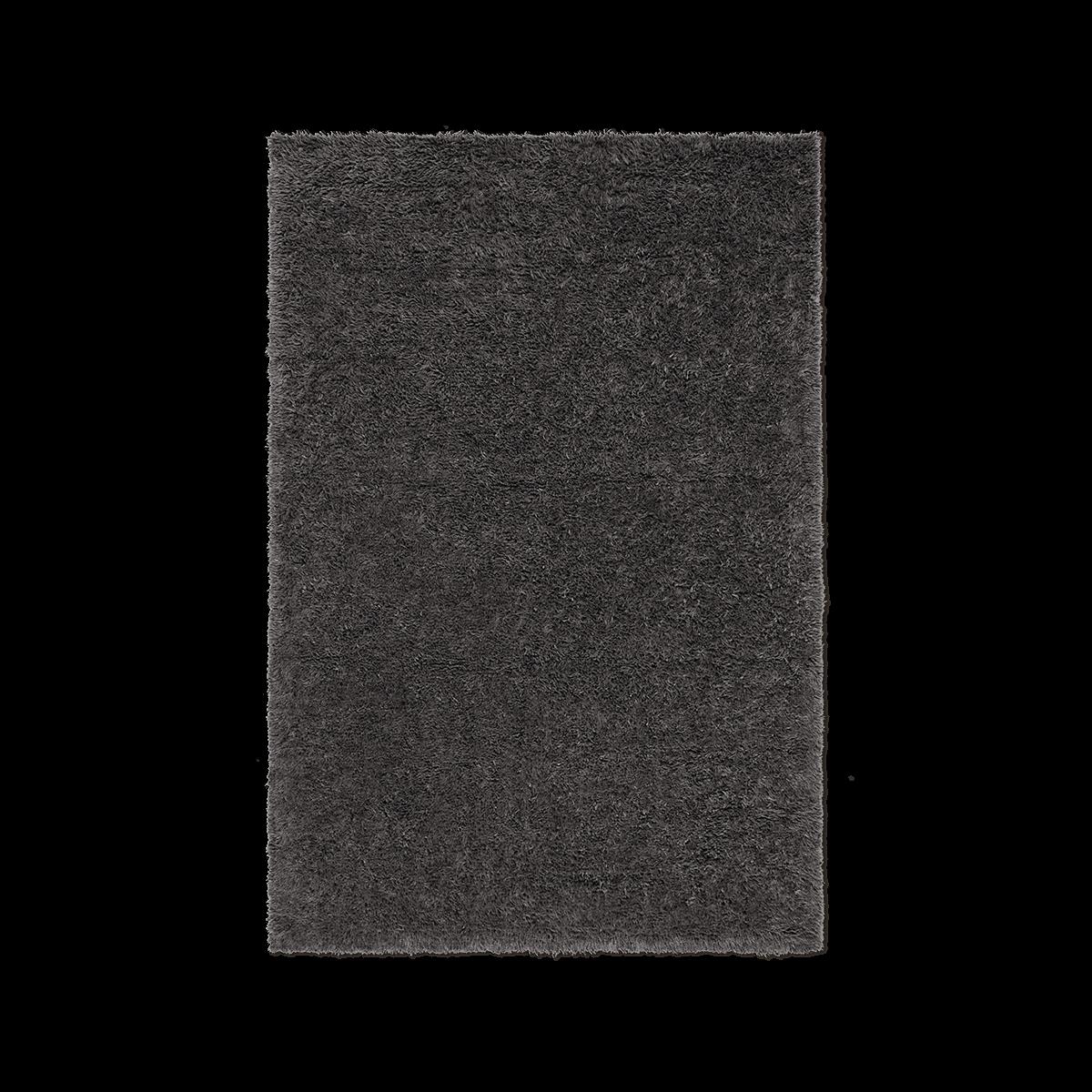 Fields Antrachite wool rug