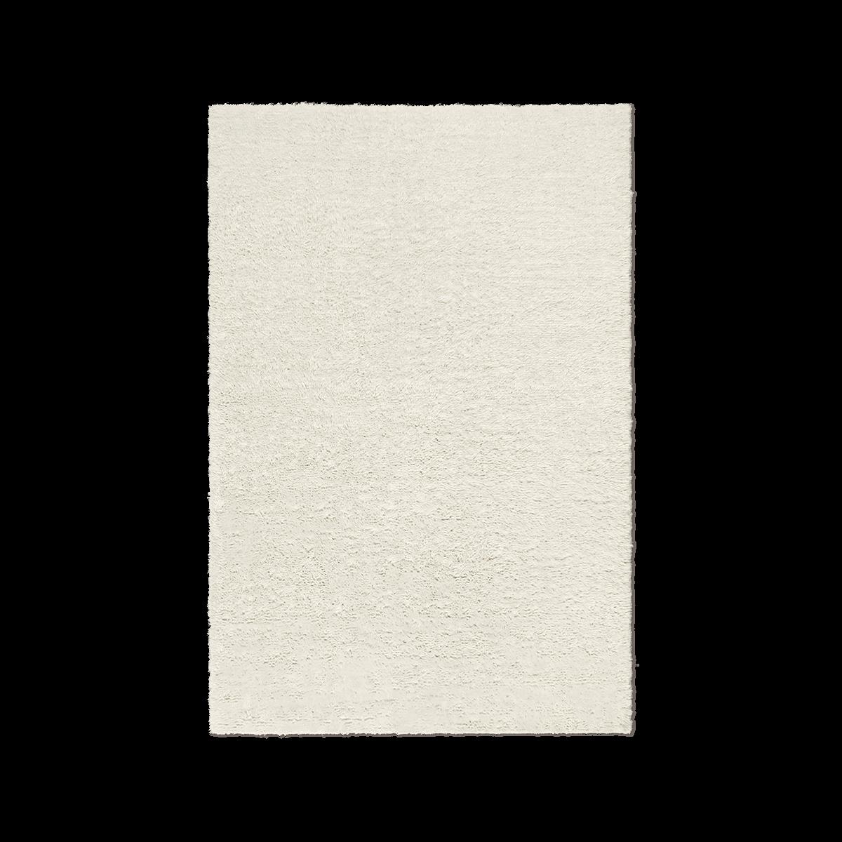 Fields Dusty White wool rug