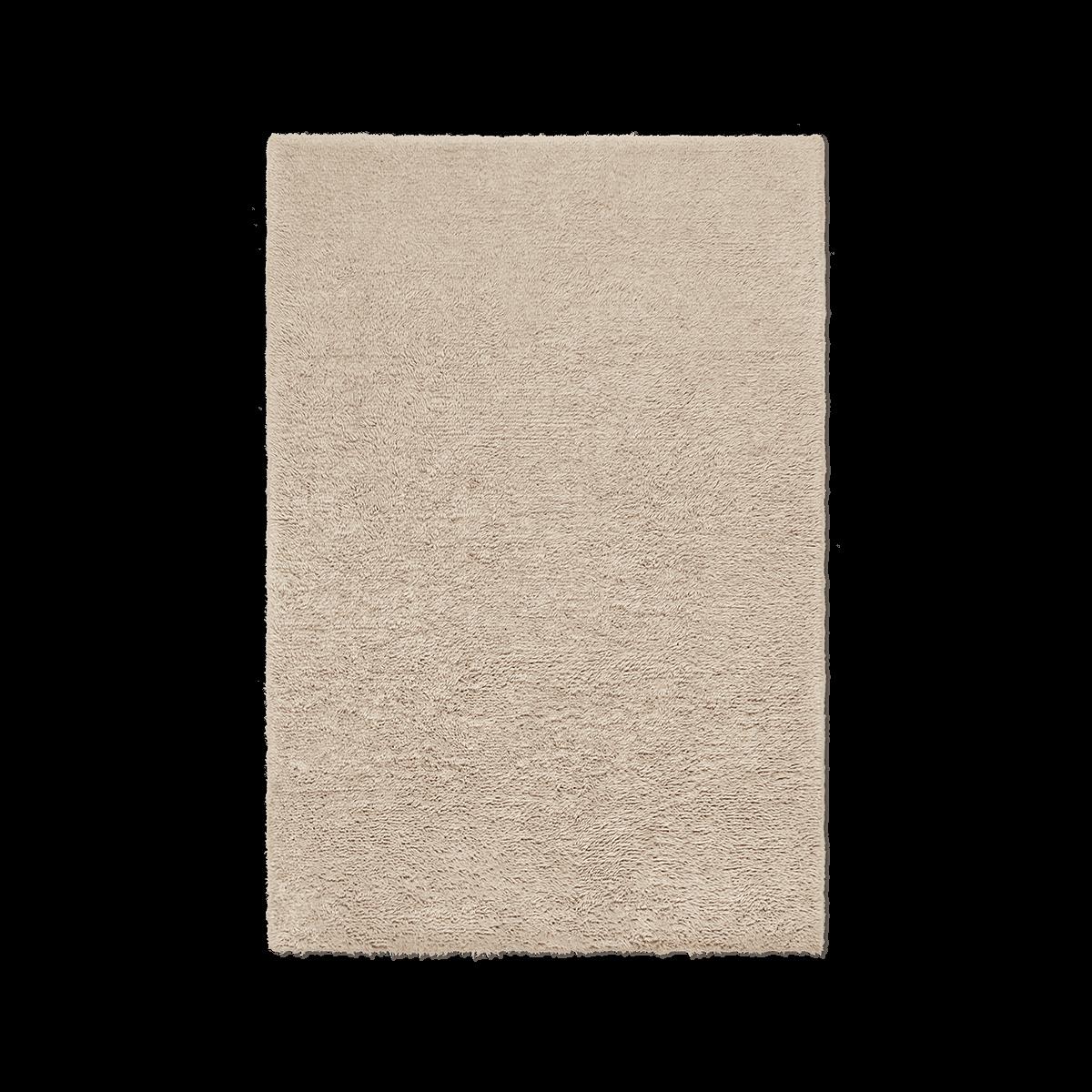 Fields Sand wool rug